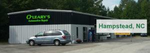 Olearys Automotive Repair Hampstead NC